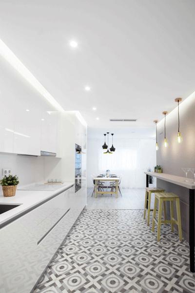Sant Mart Cocina 1000%281%29 - Tendencias para cocinas que brillan este 2021